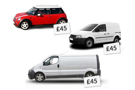 Car MOT prices